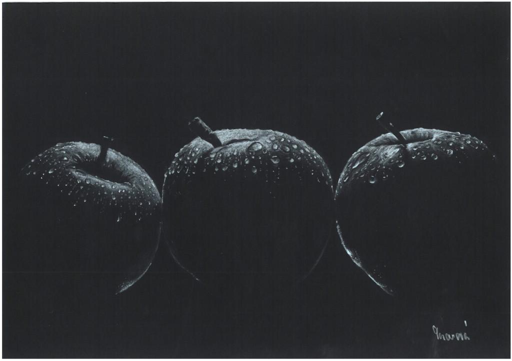 hotová jablíčka