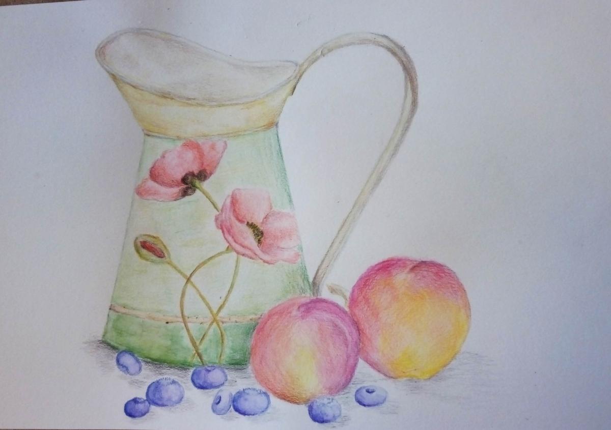 Zaklady Kresby Akvarelove Pastelky 26 5 2019 Kurzy Malovani A